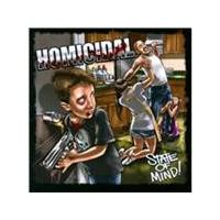 Homicidal - State of Mind! (Music CD)