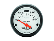"Auto Meter Phantom Electric Transmission Temperature Gauge Features: Red Pointer For Quick Glance Monitoring    Safeguard Against Dangerous Conditions    Precision Movement And Extreme Accuracy    1 Year Limited Warranty Height: 4.00"" Width: 4.00"" Length: 4.00"" Weight: 1.00 lbs"