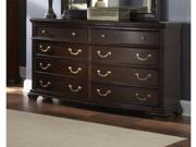 Traditional Dresser In Espresso By Homelegance