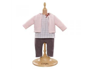 Corolle Mon Premier Blouse And Cardigan And Pants For 12