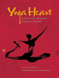 """""""Yoga Heart is a tiny treasure to hold and to behold"""