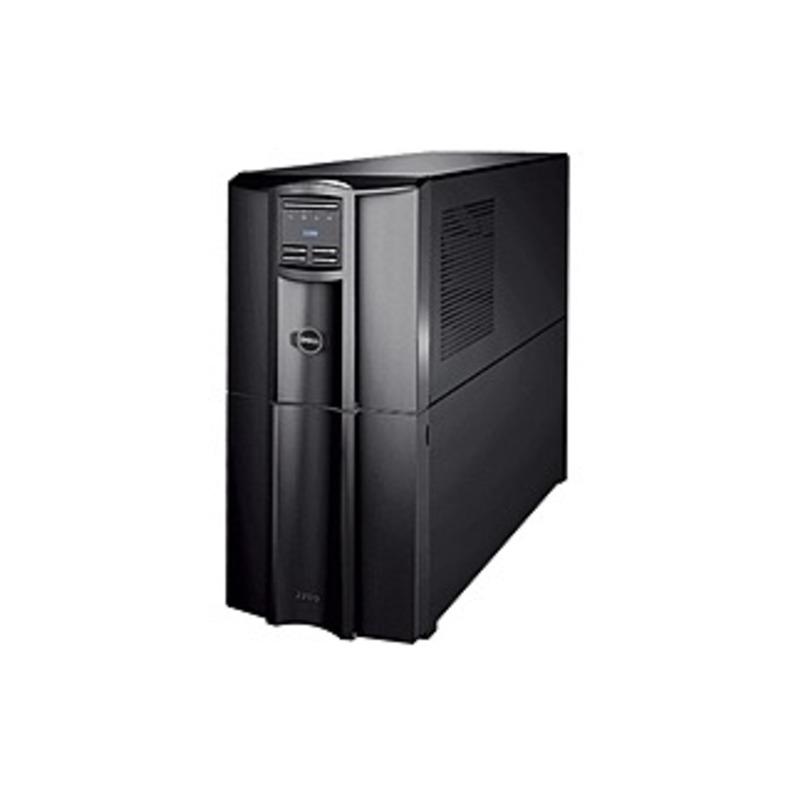 Apc By Schneider Electric Dell Smart-ups 2200va Lcd 120v - 1920 Va/1920 W - 8 Minute Stand-by Time - Tower - 2 X Nema 5-20r, 8 X Nema 5-15r - Surge