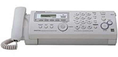 Panasonic Kx-fp215 Monochrome Thermal Transfer Compact Plain Paper Fax And Copier With Digital Answering System