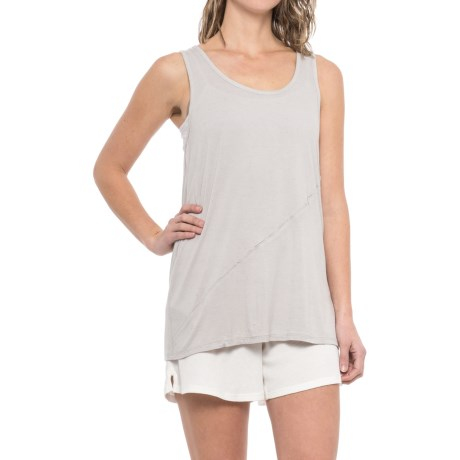 Slub-jersey Lounge Tank Top (for Women)