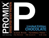 Limited Edition Chocolate - ProMix Grass Fed Whey Protein - 5lb Bulk Bag