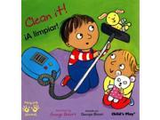 Clean It! / A Limpiar!