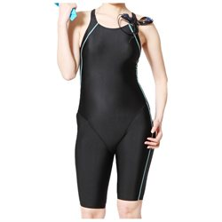 CHICK BOND Competition Unitards one-piece-swimsuits sax S