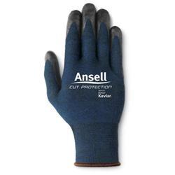Ansell Size 9 Kevlar / Stainless / Fiber Blend Cut Resistant Glove
