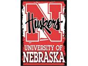 Casey 3208586244 Nebraska Huskers 27 x 37 Banner