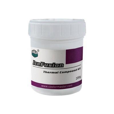 Cooler Master Rg-icfn-200g-b1 Icefusion 200g - Thermal Paste - White