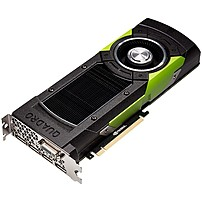 Pny Quadro M6000 Graphic Card - 24 Gb Gddr5 - Dual Slot Space Required - 384 Bit Bus Width - Fan Cooler - Opengl 4.5, Directx 12, Opencl, Directcompute - 4 X Displayport - 1 X Total Number Of Dvi (1 X Dvi-i) - Pc - 4 X Monitors Supported - Dual Link Dvi S Vcqm6000-24gb-pb