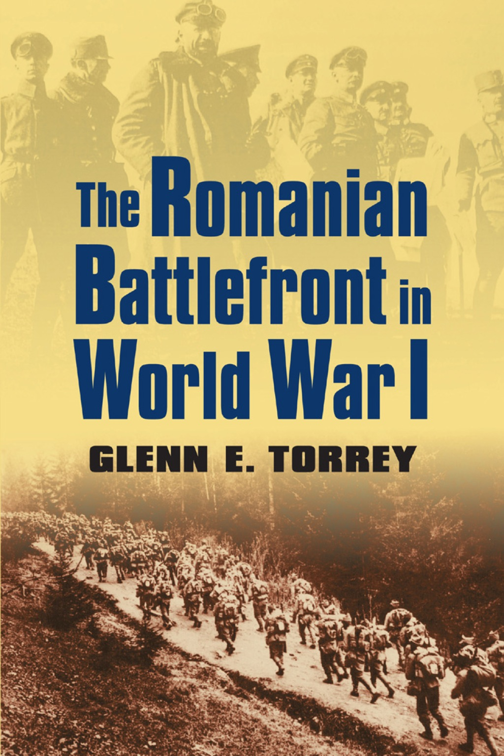 The Romanian Battlefront In World War I (ebook)
