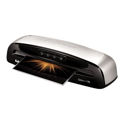 Fellowes 5735801 Saturn 3i 95 - Laminator - Heat Or Cold Laminator - Pouch - 9.5 In