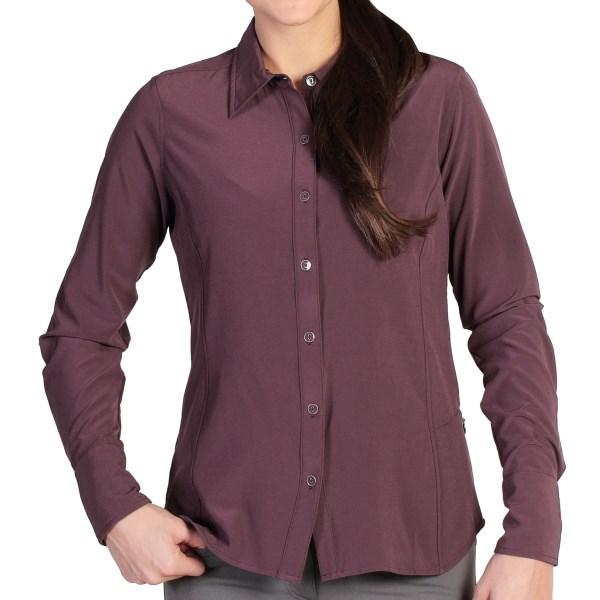 ExOfficio Kizmet Jetsetter Shirt - UPF 50 , Long Sleeve (For Women)