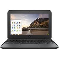 "Hp Chromebook 11 G4 Ee 11.6"" Chromebook - Intel Celeron N2840 Dual-core (2 Core) 2.16 Ghz - 4 Gb Ddr3l Sdram - 16 Gb Flash Memory - Chrome Os (english) - 1366 X 768 - Intel Hd Graphics Ddr3l Sdram - Bluetooth - English Keyboard - Front Camera/webcam - Iee V2w30ut"