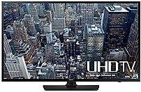 Samsung Ju6400 Series Un65ju6400 65-inch 4k Ultra Hd Smart Led Tv - 3840 X 2160 - 120 Hz Clear Motion Rate - Hdmi, Usb