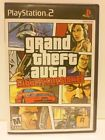 Grand Theft Auto: Liberty City Stories (PlayStation 2, 2006) PS2 Complete