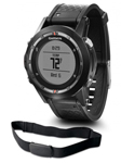 Garmin Fenix2 Performance Bundle Multisport Gps Watch W/ Hrmun