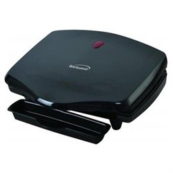 Brentwood Appliances TS-620 Indoor Grill - Black