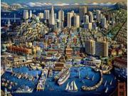 Hong Kong 500 Piece Puzzle