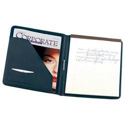 Personalized Nappa Leather Writing Padfolio