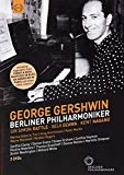 Berliner Philharmoniker and George Gershwin - BOX (3 DVD)