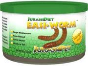 Jurassi - Diet Easi - Worm Large 1.2 Oz