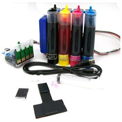 Continuous Ink Supply System for Epson NX420 CIS CISS