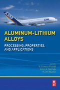 Because lithium is the least dense elemental metal, materials scientists and engineers have been working for decades to develop a commercially viable aluminum-lithium (Al-Li) alloy that would be even lighter and stiffer than other aluminum alloys