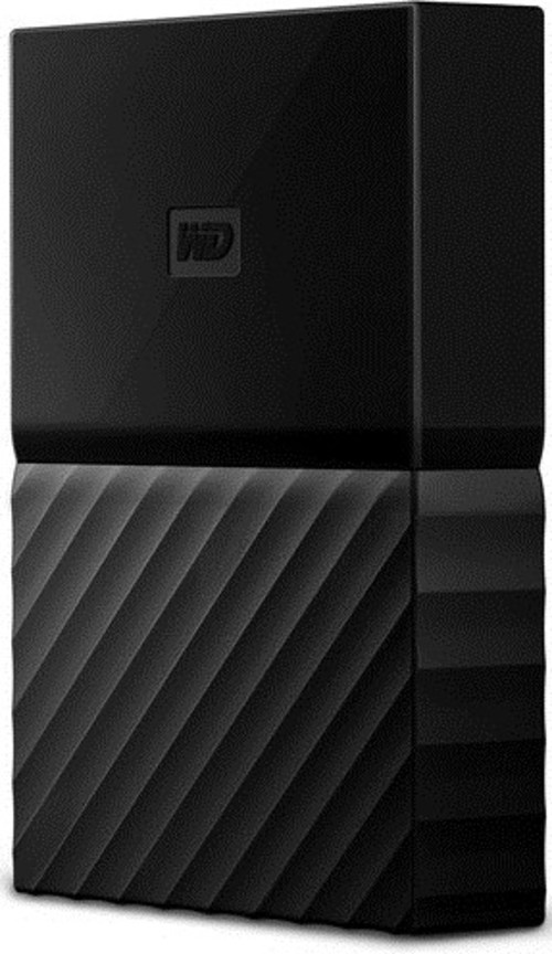 Wd Wdbp6a0040bbk My Passport 4 Tb Usb 3.0 External Hard Drive For Mac - Up To 5 Gbps - Black
