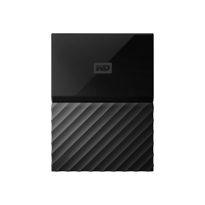 Wd Wdbp6a0040bbk-wesn Wd My Passport For Mac - Hard Drive - Encrypted - 4 Tb - External (portable) - Usb 3.0 - 256-bit Aes - Black
