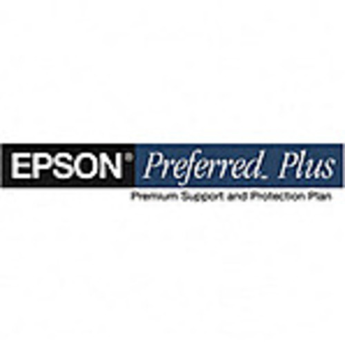 Epson Preferred Plus - Extended Service Agreement - Parts And Labor - 1 Year - On-site