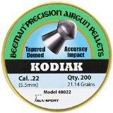 Beeman Kodiak Extra Heavy .22 Cal, 21.14 Grains, Round Nose, 200ct