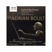 Lord of the Proms: Unique Recordings of the Great British Conductor (Music CD)