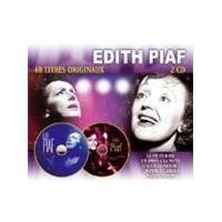 Edith Piaf - 48 Original Tracks (Music CD)