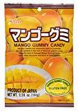 Gummy Candy (Mango) -3.59oz (Pack of 6)