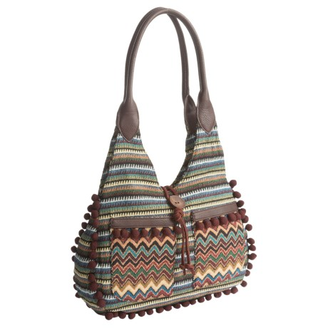 Bandana By American West Tulum Scoop Top Tote Bag (for Women)