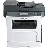 """Lexmark Mx511de Laser Multifunction Printer - Monochrome - Plain Paper Print - Desktop - Copier/fax/printer/scanner - 42 Ppm Mono Print - 1200 X 1200 Dpi Print - Automatic Duplex Print - 42 Cpm Mono Copy - 4.3"""" Lcd Touchscreen - 1200 Dpi Optical Scan - 35 35st988"""