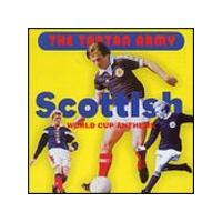 Various Artists - Tartan Army - Scottish World Cup Anthems (Music CD)
