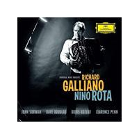 Richard Galliano - Nino Rota (Music CD)