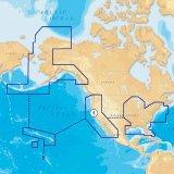 Navionics NAV-MSD/1XG Gold All USA and Northern Bahamas on SD/microSD Card