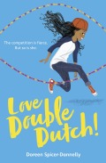 From the creator of the popular Disney Channel original movie, Jump In! comes a double Dutch novel perfect for fans of stories about sports, summer, and friendship