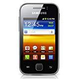 Samsung Galaxy Young S5360 Unlocked Gsm Quadband Cell Phone, Black