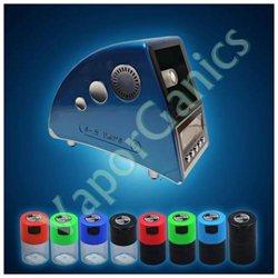 Easy Vape V5 Blue Digital Vaporizer   Tightvac