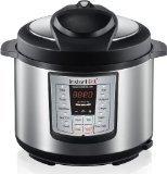 Instant Pot IP-LUX60 6-in-1 Programmable Pressure Cooker, 6-Quart 1000-Watt