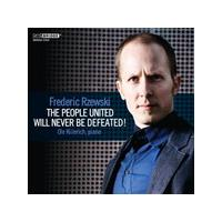 Frederic Rzewski: The People United Will Never be Defeated! (Music CD)
