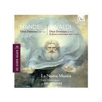 Vivaldi: Dixit Dominus; In furore iustissimae irae; Handel: Dixit Dominus (Music CD)