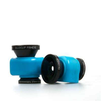 Olloclip Oceu-5c-fwm-bkbl 3-in-1 Iphone Lens - Converter - For Apple Iphone 5c
