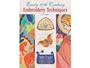 Early 20th Century Embroidery Techniques Binding: Hardcover Publisher: Ingram Pub Services Publish Date: 2011/08/02 Synopsis: Offers a detailed and illustrated study examining stitches, threads, techniques and the embroiderers of the period