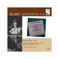 Berlioz/Liszt: Symphonie Fantastique; Harold In Italy (Music CD)